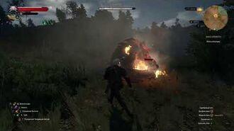 The Witcher 3 — Клекотун — На смерть
