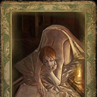 Секс карточка с Шани, «цензурная версия»