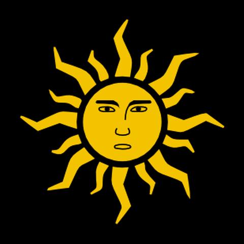 Солнце как элемент символики Культа Великого Солнца