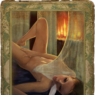 Секс-карточка с Шани, «цензурная версия»