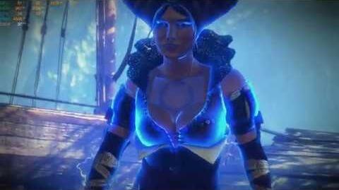 The Witcher 2 Assassins of Kinga - Кейран Вопрос цены