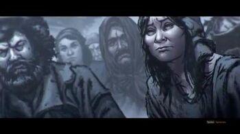 Ведьмак 3 Дикая охота - Вступительный ролик