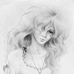 Рисунок Joan
