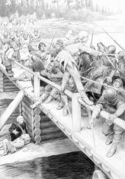 Битва за мост денис дорофеев