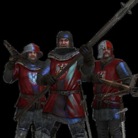 Реданские солдаты в игре <i>Ведьмак 2: Убийцы Королей</i>