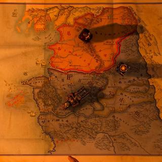 Военная карта