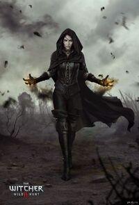 Йеннифэр 2 (Ведьмак 3)
