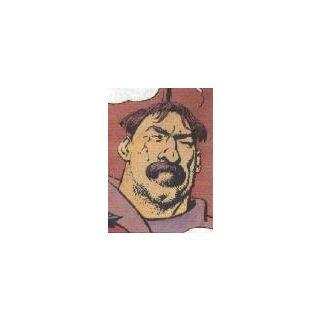 Изображение Нищуки в комиксе