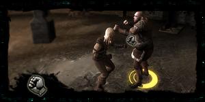 Tutorial fistfights