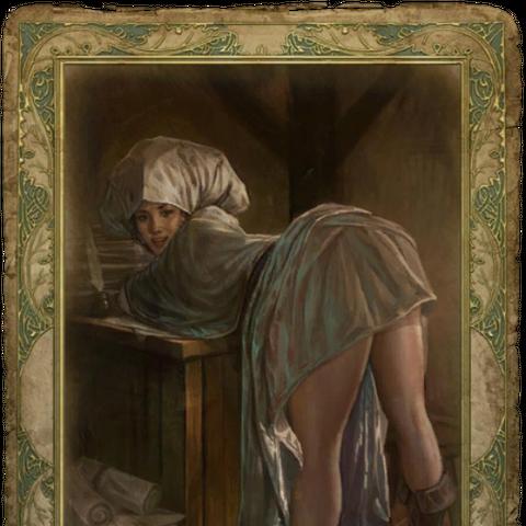 Секс-карточка с чиновницей,