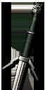 Улучшенный серебряный меч школы медведяВ3