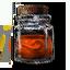 Оранжевая краскаВ3