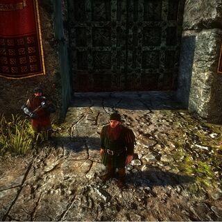 Сесиль сообщает о положении Вергена