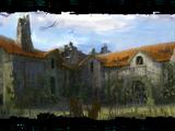 Разрушенная мельница