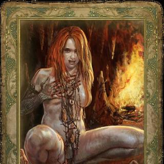 Секс-карточка с Абигайл,