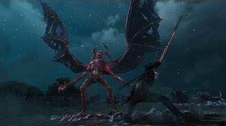Битва с Детлаффом - The Witcher III