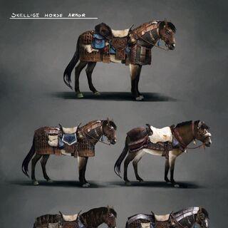 Скеллиге концепт-арт