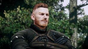 Битва с Ольгердом Фон Эвереком The Witcher III