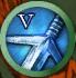Груповой удар5серебряный меч