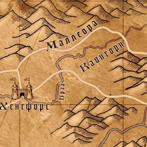 Карта Маллеоры