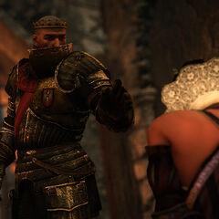 Радовид приказывает выколоть глаза Филиппе
