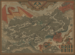 Карта Махакама