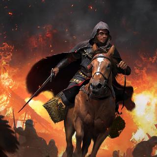 Аэдирнский кавалерист, <i>Гвинт: Ведьмак. Карточная игра</i>