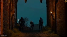 Открытие ворот (Кровавый Барон)