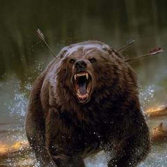 Свирепая медведица, <i><a href=