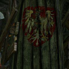 Реданский герб в исполнении Трололо
