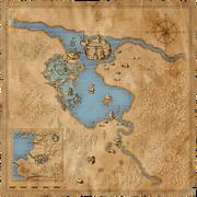Карта ведьмака 1