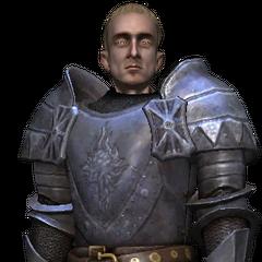 Зигфрид в командорской броне