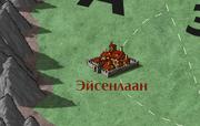 Эйсенлаан на карте