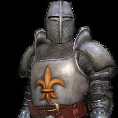Темерский рыцарь-офицер
