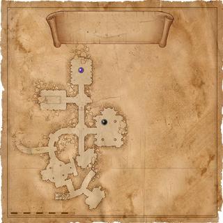 Карта склепа