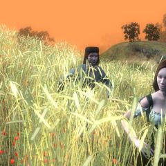Адам преследует Селину