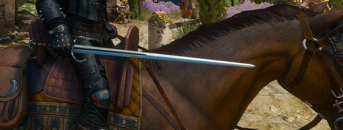Гарпия меч В3
