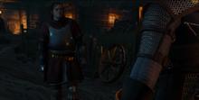 Сержант около ворот (Кровавый барон)