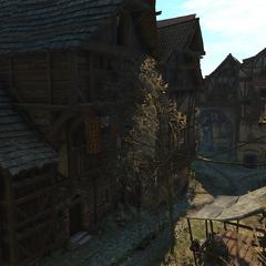 Типичная архитектура района