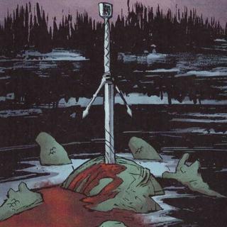 Мёртвый утопец в комиксе «<a href=