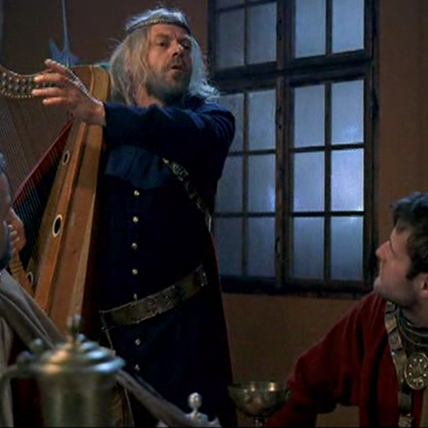 Дрогодар (Dariusz Siastacz) в сериале «Ведьмак»
