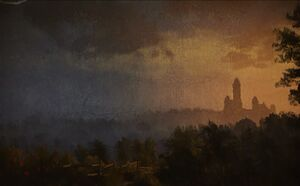 Башня аретузы на закате1В3