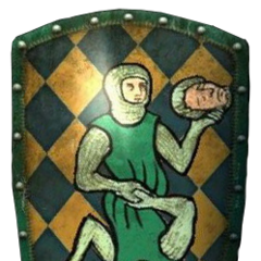 Гербовый щит Ла Валеттов
