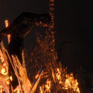 Сожженные на костре допплер <a href=