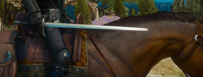 Стальной меч Школы ГрифонаВ3