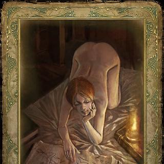 Секс-карточка с Шани, «нецензурная версия»