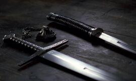Ведьмачьи мечи сериал