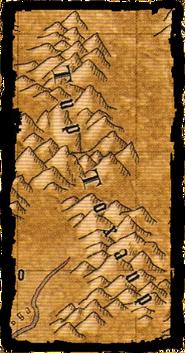 Карта Тир Тохаир