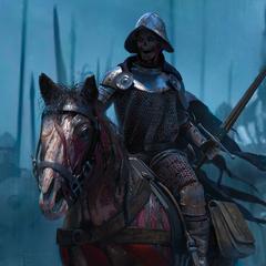 Проклятый рыцарь, <i><a href=