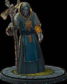 Twba character model Operator